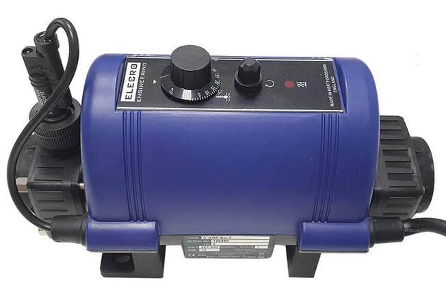 Elecro Nano Splasher Titan 3кВт 220В электронагреватель для бассейнов , фото 2
