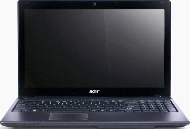 Ноутбук Acer Aspire 5750G- Intel Core-I7-2670QM-2.2GHz-4Gb-DDR3-320Gb-HDD-W15.6-Web-NVIDIA GeForce