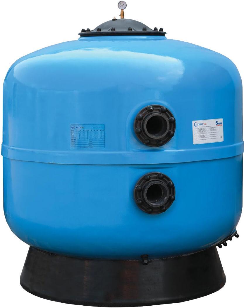 AquaViva M1600 100 м3/ч песочный фильтр для бассейна