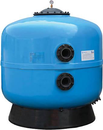 AquaViva M1600 100 м3/ч песочный фильтр для бассейна, фото 2