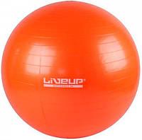 Фитбол LiveUp Gym Ball 55 см Orange LS3221-55o, КОД: 1552449