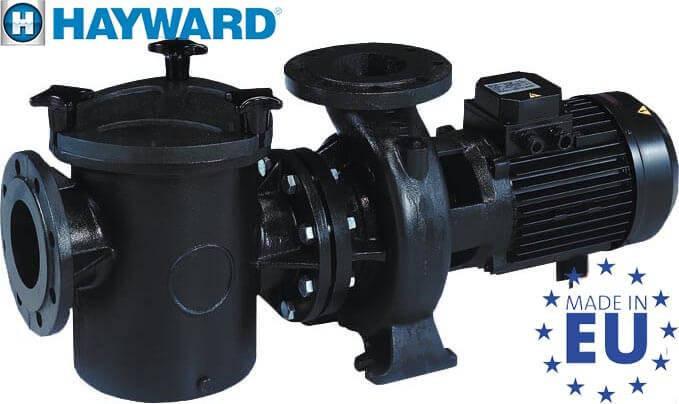 Hayward HCP5043E124 (380В, 36 м³/час, 4HP) насос для бассейна , фото 2