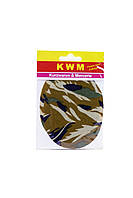 Аппликация термозаплатка KWM Хаки-темно синий K03-440083, КОД: 2450808