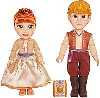 Набор кукол Анна и Кристофф Холодное сердце 2 Disney Frozen 2 Anna and Kristoff