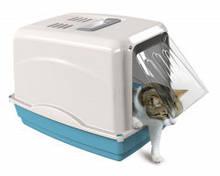 Туалет для котов и собак GeorPlast с фильтром GeorPlast Vicky 54x39x39 10582, КОД: 2399989