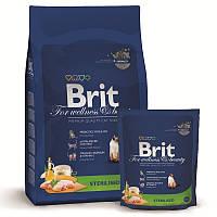 Brit (Брит) Сухой корм для стерилизованных кошек и котов Brit Premium Cat Sterilized 800гр