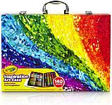 Набір для Малювання у Валізі, Crayola Inspiration Art Case, Оригінал з США, фото 2