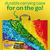 Набор для Рисования в Чемодане, Crayola Inspiration Art Case, Оригинал из США, фото 6
