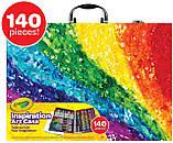 Набор для Рисования в Чемодане, Crayola Inspiration Art Case, Оригинал из США, фото 7