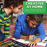 Набір для Малювання у Валізі, Crayola Inspiration Art Case, Оригінал з США, фото 8