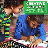 Набор для Рисования в Чемодане, Crayola Inspiration Art Case, Оригинал из США, фото 8