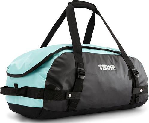 Крепкая дорожная спортивная сумка 40 л. Thule Chasm Small 202100 голубой