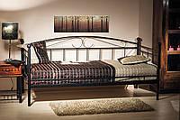 Односпальная кровать Signal Ankara 90X200 Черный ANKARAC, КОД: 1638034