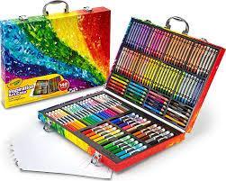 Набір для Малювання у Валізі, Crayola Inspiration Art Case, Оригінал з США