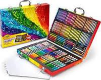 Набор для Рисования в Чемодане, Crayola Inspiration Art Case, Оригинал из США