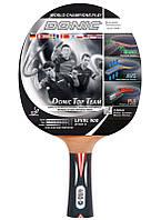 Ракетка для настольного тенниса Donic Top Teams Level 900 754199 7621, КОД: 1552576