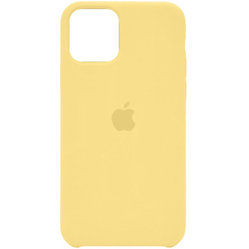 "Чехол Silicone Case (AA) для Apple iPhone 12 Pro / 12 (6.1"")"