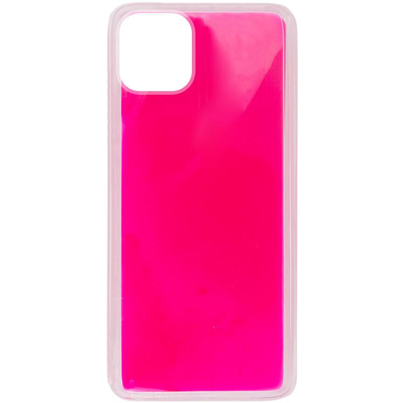 "Неоновый чехол Neon Sand glow in the dark для Apple iPhone 12 Pro / 12 (6.1"")"