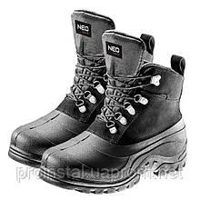 Ботинки рабочие NEO утеплённые 42/28см, TPR-резина