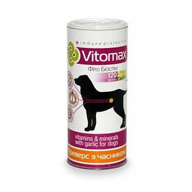 Вітаміни Витамакс Бреверс з часником для собак, 120 таб.