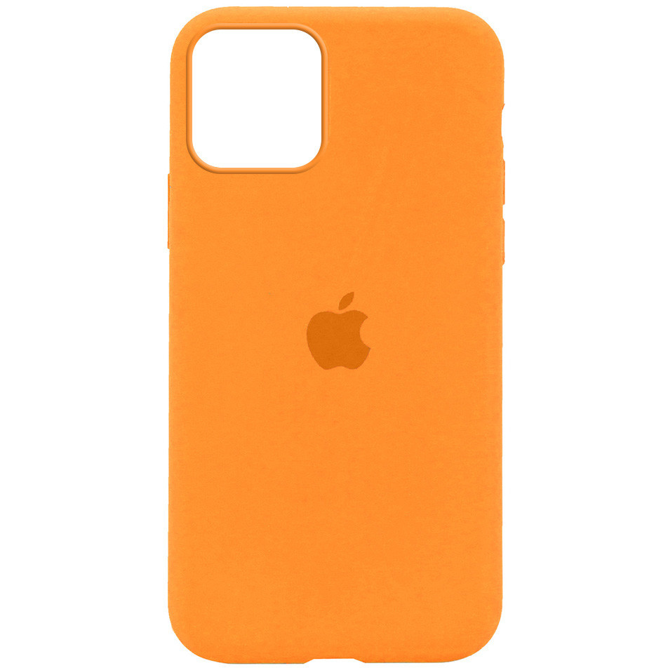 "Чехол Silicone Case Full Protective (AA) для Apple iPhone 12 Pro / 12 (6.1"")"