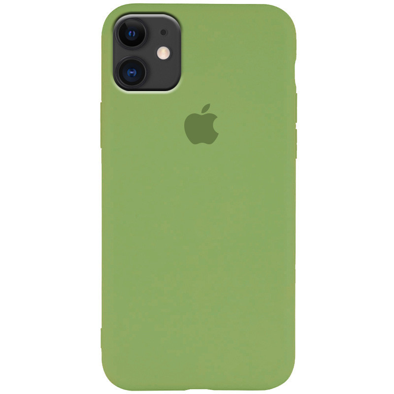 "Чехол Silicone Case Slim Full Protective для Apple iPhone 11 (6.1"")"