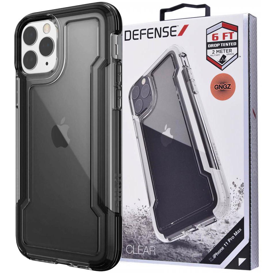 "Чехол Defense Clear Series (TPU+PC) для Apple iPhone 11 Pro Max (6.5"")"
