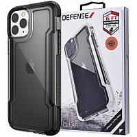 "Чехол Defense Clear Series (TPU+PC) для Apple iPhone 11 Pro Max (6.5""), фото 1"