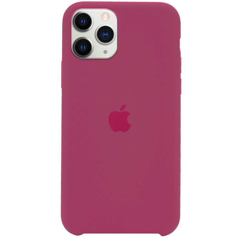 "Чехол Silicone Case (AA) для Apple iPhone 11 Pro (5.8"")"