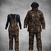 """Зимовий костюм з водостійкої тканини ALOVA """"МИСЛИВЕЦЬ"""""""