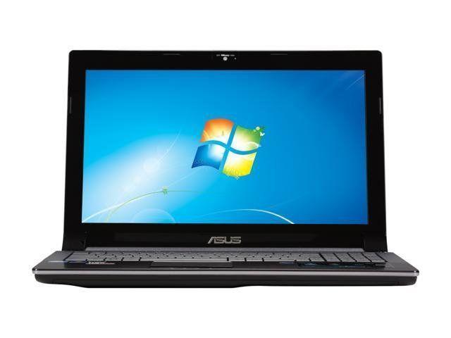 """Asus N53SV-XE1 / 15.6"""" (1366x768) TN / Intel Core i7-2630QM (4 (8) ядра по 2.0 - 2.9 GHz) / 8 GB DDR3 / 240 GB"""