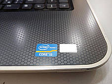 Dell Inspiron 7520 / 15.6 (1366x768) TN / Intel Core i5-3210M (2 (4) ядра по 2.5 - 3.1 GHz) / 8 GB DDR3 / 120, фото 3