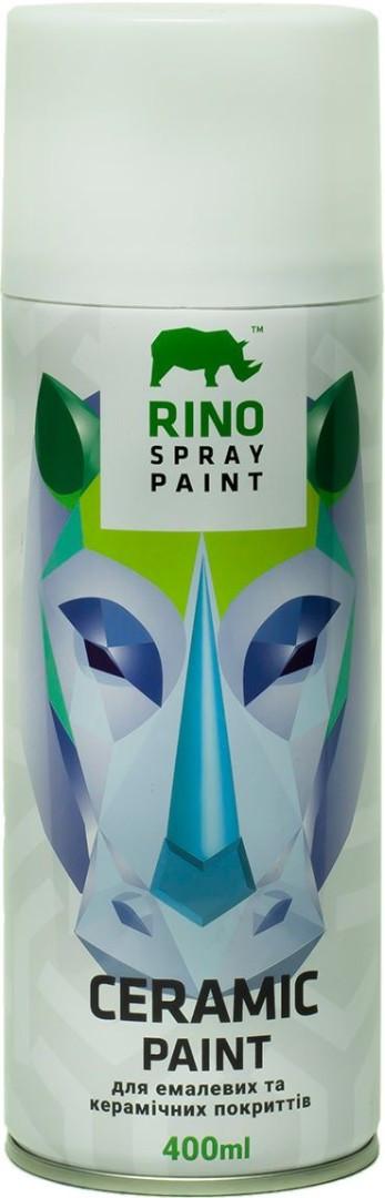 Краска для ванны в баллончиках Rino Ceramic, 400 мл