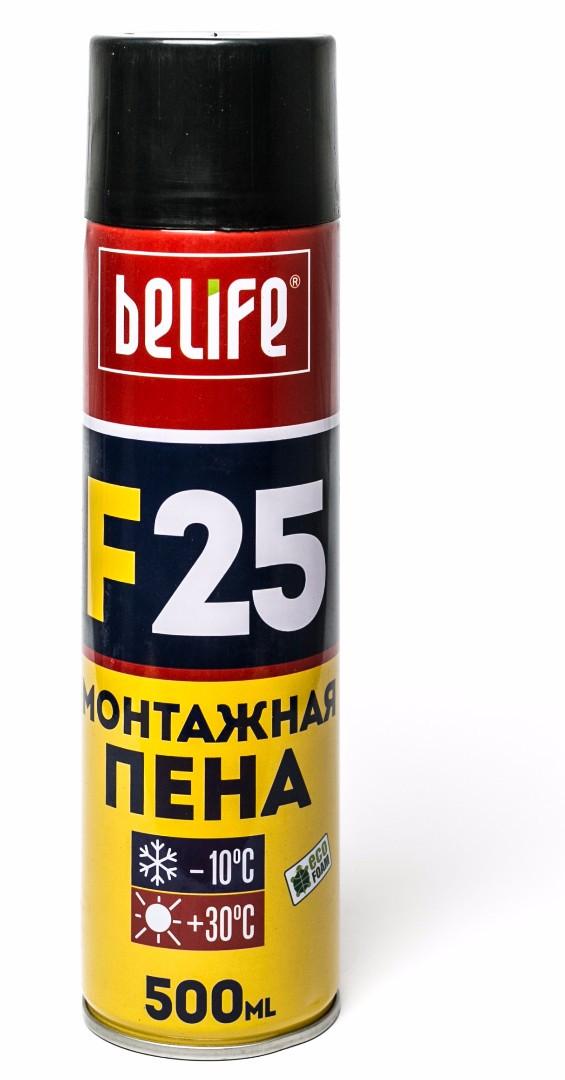 Монтажная пена BeLife F25