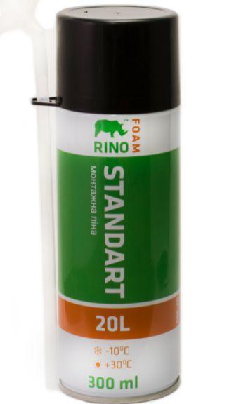 Всесезонна монтажна піна Rino Standart RF-300