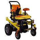 Инвалидная коляска детская с электро мотором ROCKET KIDS, фото 2