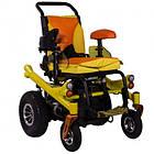 Инвалидная коляска детская с электро мотором ROCKET KIDS, фото 3