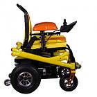 Инвалидная коляска детская с электро мотором ROCKET KIDS, фото 4