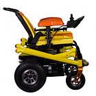 Инвалидная коляска детская с электро мотором ROCKET KIDS, фото 5