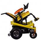 Инвалидная коляска детская с электро мотором ROCKET KIDS, фото 6