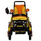 Инвалидная коляска детская с электро мотором ROCKET KIDS, фото 7