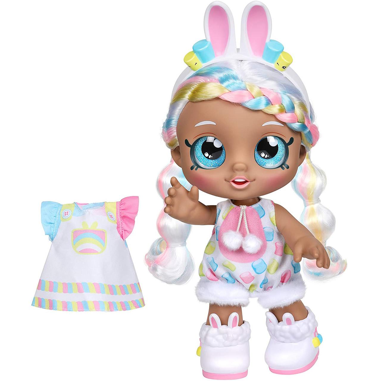 Лялька Кінді Кидс Маршу Мелло зайчик від Moose Kindi Kids Marsha Mello