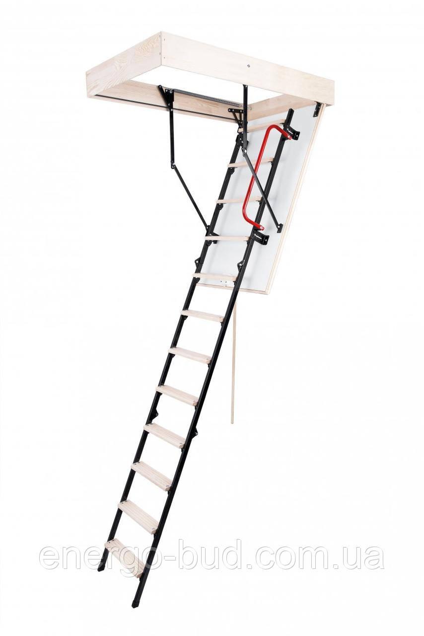 Сходи на горище Oman Stallux Termo (140x70) H280