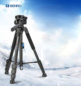 Профессиональный штатив Benro T899EX для фотоаппарата,смартфона и экшн камер