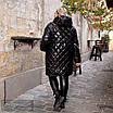 Куртка удлиненная с сумкой плащевка+200 синтепон 58-60, фото 5