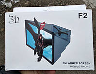 3D Підставка -збільшувач екрана для смартфона F2, фото 1