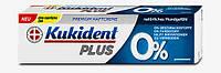Kukident Plus Premium Haftcreme 0% -Крем-клей для фиксации зубных протезов 40гр.