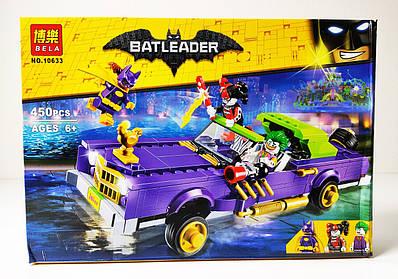 Конструктор Bela Batman 10633