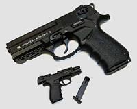 Пистолет стартовый Stalker (Zoraki)2918 black matte