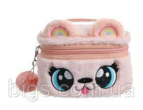 Сумочка-косметичка для девочки мишка